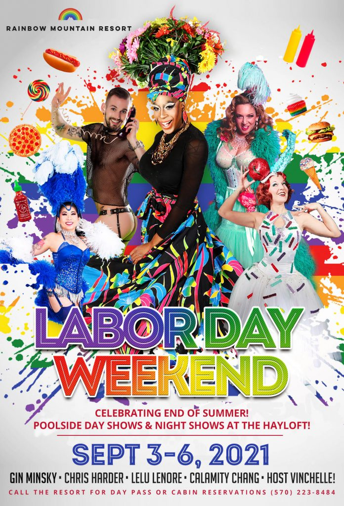 Labor Day Weekend at Rainbow Mountain Resort @ Rainbow Mountain Resort